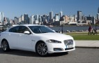Jaguar XF Diesel Embarks On U.S. Tour