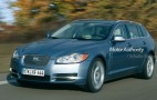 Rendered: 2012 Jaguar XF Estate
