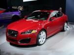 2012 Jaguar XFR live photos
