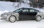 Spy Shots: 2012 Jaguar XF Facelift