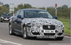 Spy Shots: 2012 Jaguar XFR Facelift