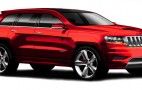 Chrysler previews 2012 Jeep Grand Cherokee SRT8