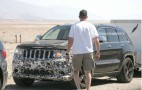 Spy Shots: 2012 Jeep Grand Cherokee SRT8