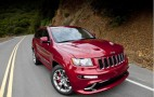 2012 Jeep Grand Cherokee SRT8 Preview: 2011 New York Auto Show