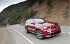 2012 Jeep Grand Cherokee SRT8: 2011 New York Auto Show Preview