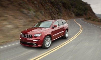2012 Jeep Grand Cherokee Photos