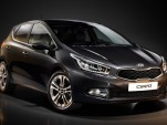 2012 Kia Cee'd Hatchback
