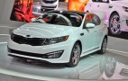 2012 Kia Optima SX Limited: 2012 Chicago Auto Show