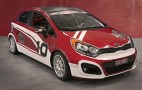 Kia Rio B-Spec Race Car To Debut At 2011 SEMA