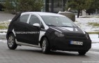 Spy Shots: 2012 Kia Rio Hatchback