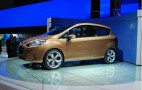 Ford: Fiesta-Based B-Max Minivan Isn't Coming To U.S.