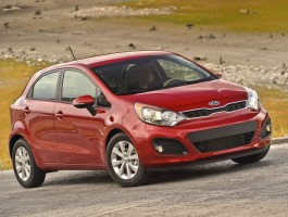 2012 Kia Rio EX