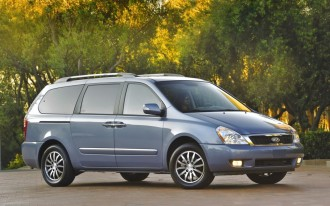 2006-2012 Kia Sedona Recalled For Corrosion Problem
