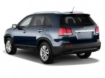 2012 Kia Sorento 2WD 4-door V6 EX Angular Rear Exterior View