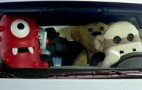 Muno And Pals Back Again in 2012 Kia Sorento TV Commercials