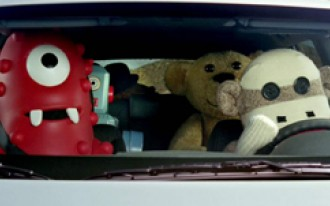 Muno And Pals Back Again in 2012 Kia Sorento TV Commercials