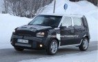 Spy Shots: 2012 Kia Soul Facelift