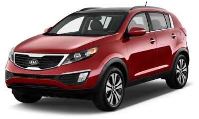 2012 Kia Sportage Photos