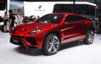 Lamborghini Chief Engineer Talks Production Urus SUV