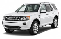 2012 Land Rover LR2 AWD 4-door HSE Angular Front Exterior View