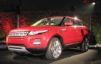 2010 LA Auto Show: 2012 Range Rover Evoque Five-Door Debut Party