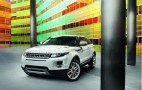 2012 Range Rover Evoque Gets 28 mpg, Starts At $43,995