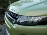 2012 Land Rover Range Rover Evoque  -  First Drive Off-Road