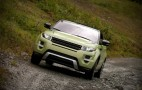2012 Land Rover Range Rover Evoque: First Drive, Off-Road