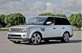2012 Land Rover Range Rover Sport Photos