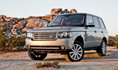 2012 Land Rover Range Rover Photos