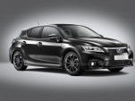 2012 Lexus CT 200h F-Sport