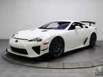 2012 Lexus LFA Nurburgring Edition, offered by RK Motors
