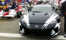 2012 Lexus LFA official pace car