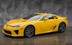 Lexus Details Its 'Unleash The LFA' Contest: Video