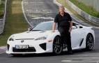 Dodge Viper Race Team Owner Buys First Lexus LFA In Germany