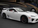 Lexus LFA on eBay