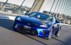 Tracking The History Of The Lexus LFA Supercar: Video