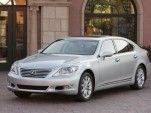 2012 Lexus LS 460 L