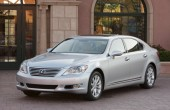 2012 Lexus LS 460 Photos
