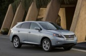 2012 Lexus RX 450h Photos