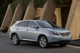 2012 Lexus RX 450h