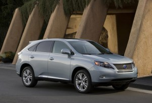 2012 Lexus RX 450h To Geneva: What Would You Like To Know?