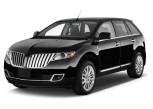 2012 Lincoln MKX FWD 4-door Angular Front Exterior View