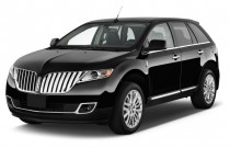 2012 Lincoln MKX FWD 4-door Angular Front Exterior View
