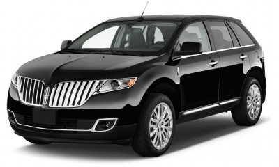 2012 Lincoln MKX Photos