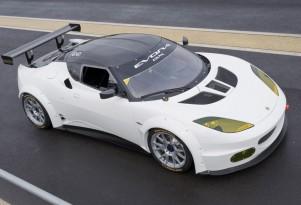 2012 Lotus Evora GX Grand-Am race car