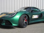 2012 Lotus Exige V6 Cup track day car