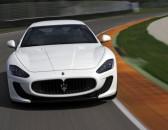 2012 Maserati GranTurismo MC Stradale