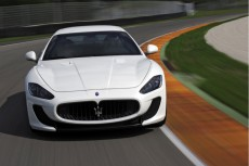 2012 Maserati GranTurismo MC Stradale