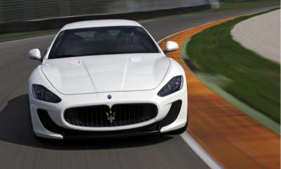 2012 Maserati GranTurismo Photos